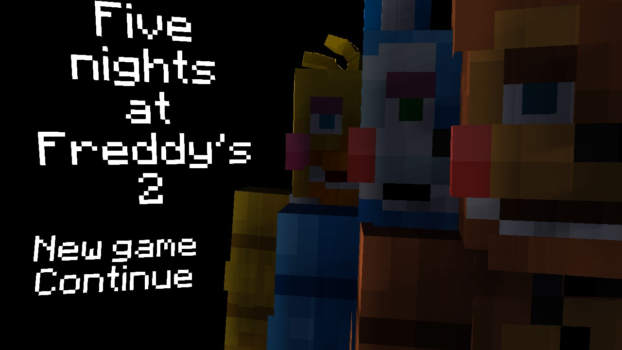 Five Nights at Freddys 2: Camera Views!!! Minecraft Blog