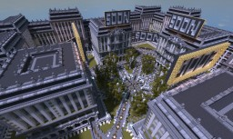Victorian Hub [LIB] (unfinished) Minecraft Map & Project