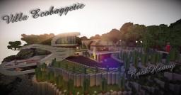 Villa Ecobaggetie Minecraft Project