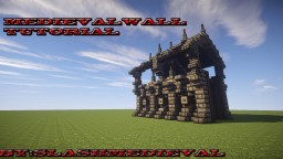 Medieval wall-tutorial