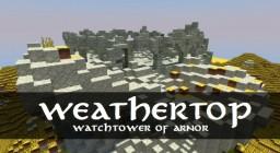 Weathertop - Amon Sûl Minecraft