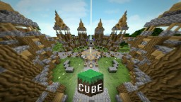 Cube Smp Adventure Map Minecraft Map & Project