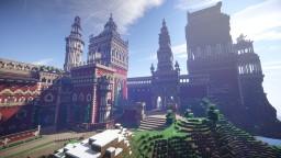 Le Palais Rouge Minecraft