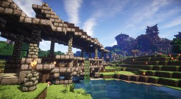 My MyneCraft Village Minecraft Map & Project