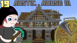 Rustic House III Minecraft Map & Project