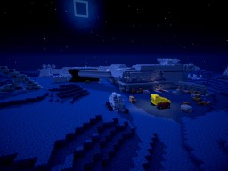 Aliens, Hadley's hope Minecraft Map & Project