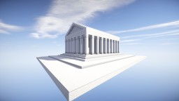 Greek Temple | Download Minecraft Project
