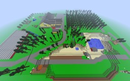 Cool Houses & Stuff Minecraft