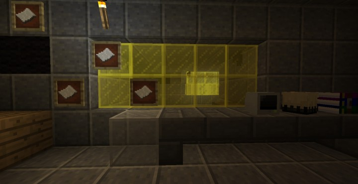 Five Nights at Freddy's 3 MAP Minecraft Project
