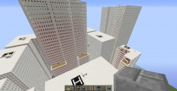 HQ complex Minecraft Map & Project