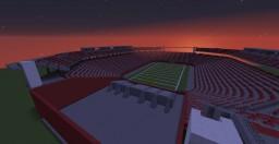 Arizona Cardinals Stadium Minecraft Map & Project