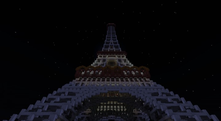 Long Live France Minecraft Project