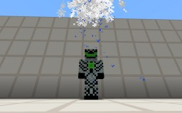 [Cmd] Player Particles | Only One Command! Minecraft Project