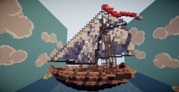 Ship- Gunboat Minecraft Project