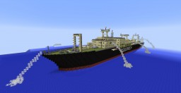 Sea Shepherd Ships Minecraft Map & Project