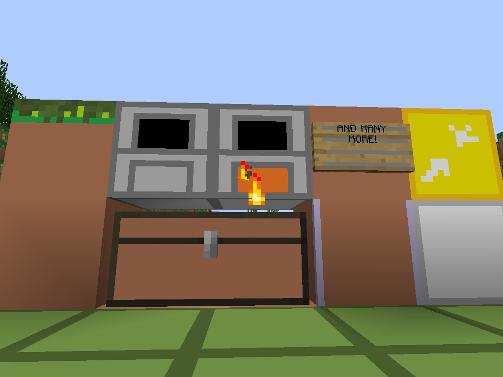 Simple 1.7.2 Minecraft Texture Pack