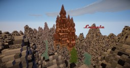 Lumela | Castle By Biolumines Minecraft Project