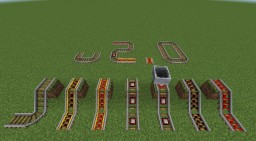 [16X] 3D NATURE PACK v2.2 (π-Day Update + 1st 3D Items) Minecraft