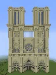 Notre Dame by computer773498 Minecraft Project