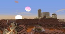 Conquestia Hub Minecraft Server