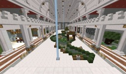 Mall / Pvp Arena/ Colorshuffle/ CTF Map All in one! Minecraft Project