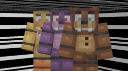 Hide and Seek Five Nights At Freddy's Map (1.8+) Minecraft