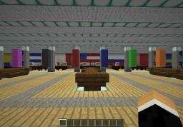 Airport!!!+ First Build Ever!!! Minecraft Map & Project