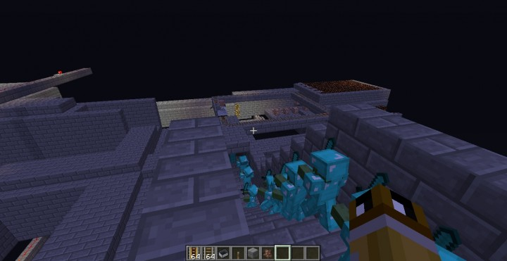 Скачать карту зомби апокалипсис для Minecraft 1.8.2/1.8.3 ...