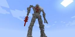 Stone Titan Minecraft Map & Project