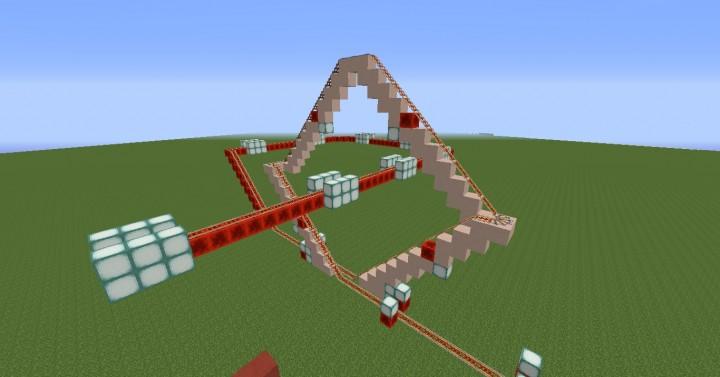 A Loop of Rollercoaster