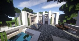 Modern House 4 [1.8.x] Minecraft Map & Project