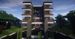Watiri Inn [1.8.x] Minecraft Map & Project