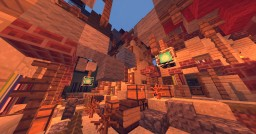 Arabic Plot 2 || 64x64 Plotbuild Minecraft Map & Project