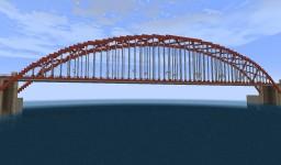 West River Arch Bridge | BwC Minecraft Project