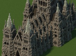 [Halloween Special] Argos : The Dark Cathederal Minecraft Map & Project