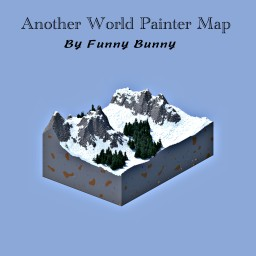Another World Painter Map || Funny Bunny Minecraft Map & Project