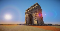 Saint-Mayo© Parisian styled city by MayoChips WITH DOWNLOAD! Minecraft