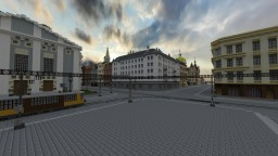 ~Project Middle-Europe 1871-1939.~ Minecraft