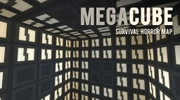 Mega Cube Survival Horror Map Minecraft Map & Project