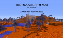 [1.6.4] [Forge] Random Stuff Mod Minecraft