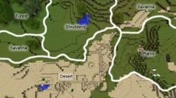 PerBiomePVP [Bukkit] [1.7.2 - 1.8.1] Minecraft Mod