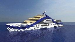 Yacht Minecraft Project