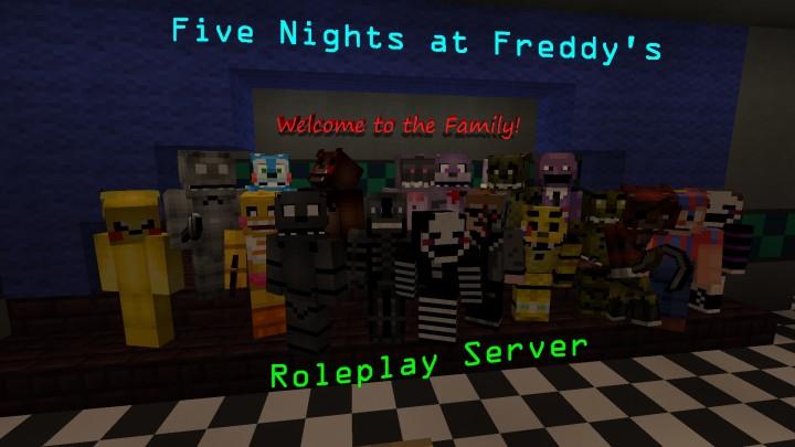 Fnaf roleplay town roleplay fnaf mcpro co minecraft server