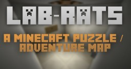 Minecraft Puzzle Map | Lab - Rats [200 DOWNLOADS !!! ] Minecraft Map & Project