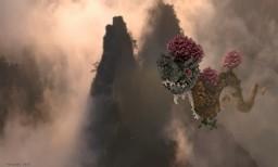 1st Organic - Elemental Dragon Minecraft