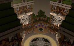Western Fantasy Spawn Minecraft Map & Project