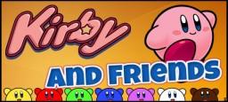 Kirby and Friends [Team Blade] Minecraft Mod