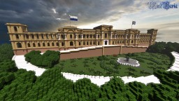 Maximilianeum - Bavarian Parliament Minecraft Map & Project