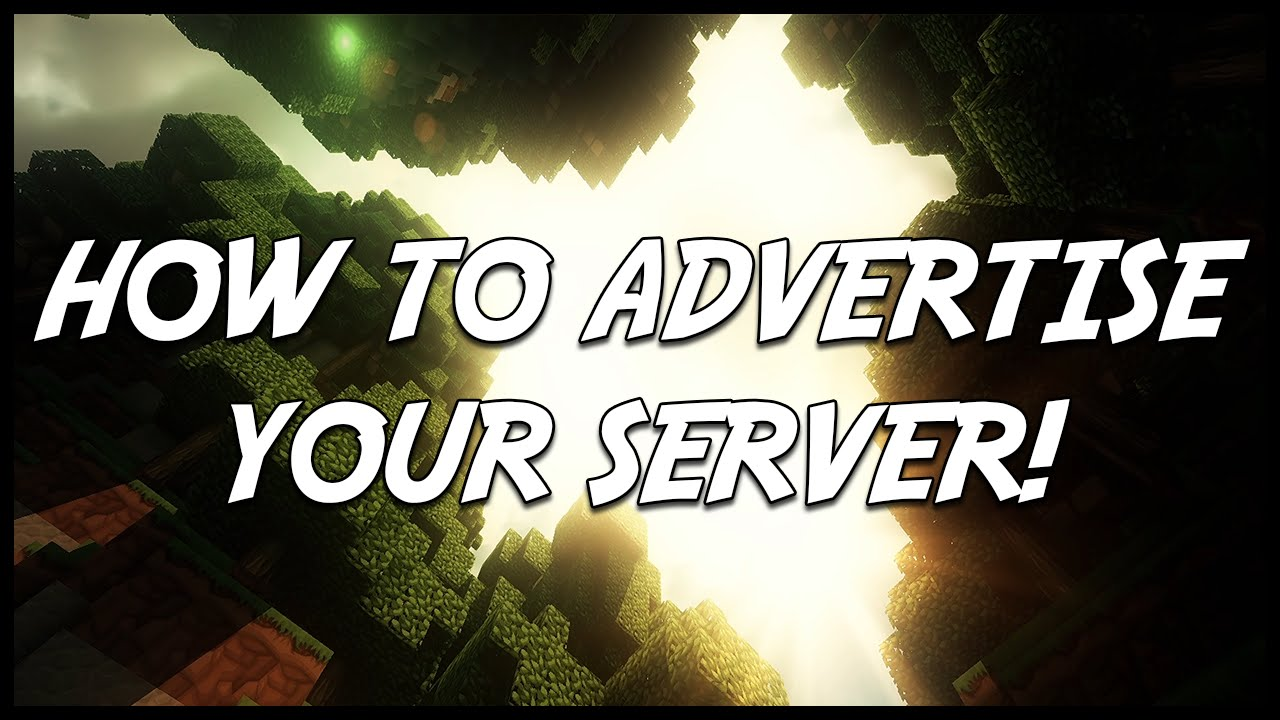 How To Advertise Your Minecraft Server Minecraft Blog. Commercial Truck Insurance Cost. Time Management Strategies For Work. Physical Therapy Assistant Programs. What Does A Heart Rate Monitor Do. Domestic Limited Liability Company. Lsat Preparation Class Tampa Injury Attorneys. Hunters Creek Middle School Jb Pest Control. Broadband Internet Service Providers