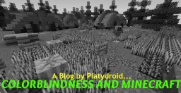 Colorblindness and Minecraft: A Matter of Perspective